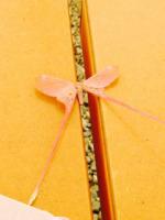 vaaleanpunainen perhonen